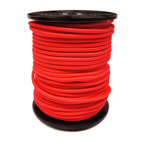 Sandow rouge de 6mm au ml