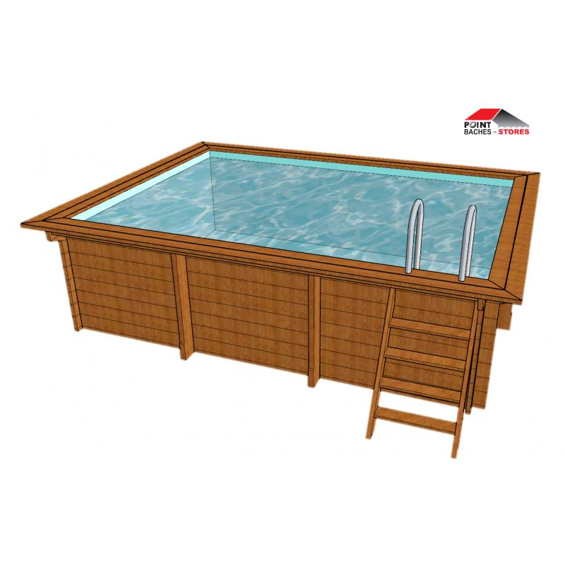 b che hivernage piscine ubbink linea x. Black Bedroom Furniture Sets. Home Design Ideas