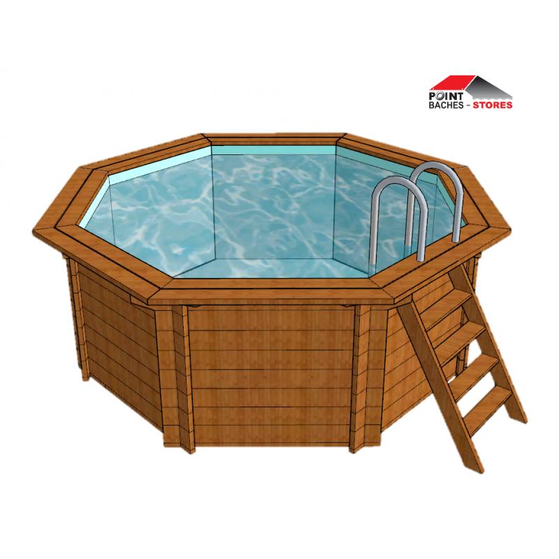 B che hivernage piscine vivapool venecia for Bache octogonale piscine