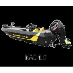 Bache protection pour barque NAC 4.0