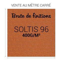 Toile microperforée SOLTIS 96