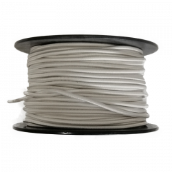 Sandow nautique 6mm Blanc