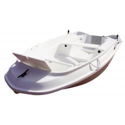 Bache protection pour barque Cap 300