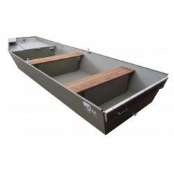 Bache protection pour barque Alu Nautique 3.90