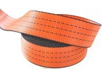 Sangle Orange Rouleau de 100m