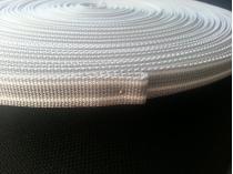 Gris rayé blanc Rouleau de 50m