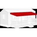 Bâches de toit pour terrasse Mobil Home