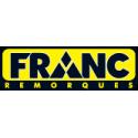 Bâches remorque Franc