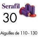 Fil couture Serafil 30