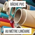 Bâche PVC | Mètre linéaire