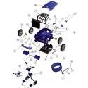 Pièces détachées Robot VEKTOR