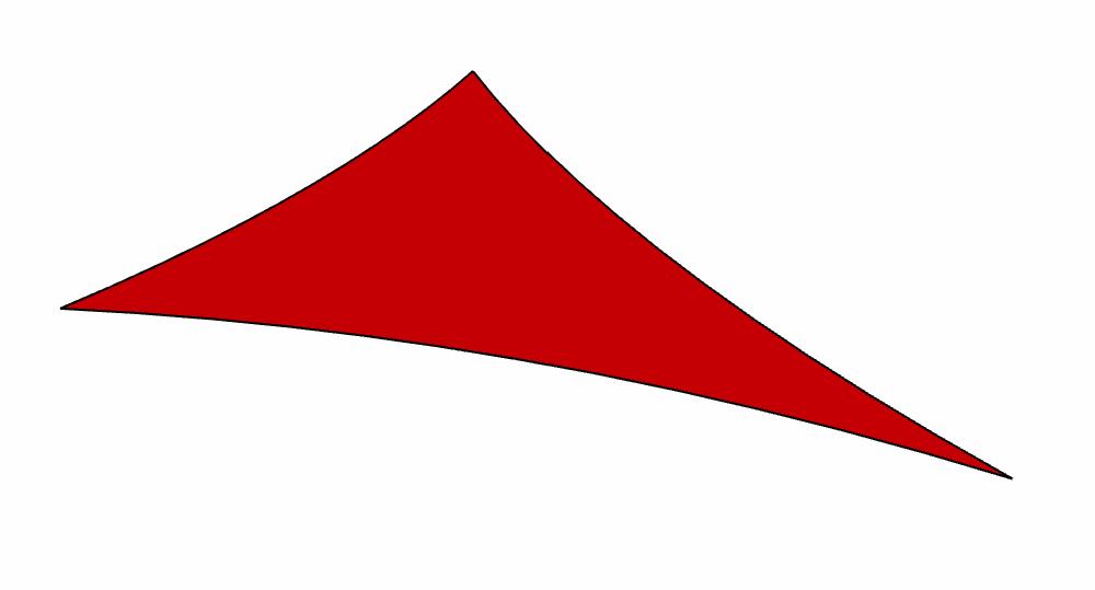 VOILE TRIANGULAIRE